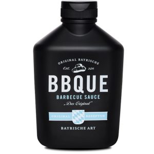 BBQUE Barbecue Sauce Das Original
