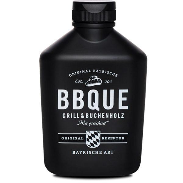 BBQUE Sauce Grill und Buchenholz