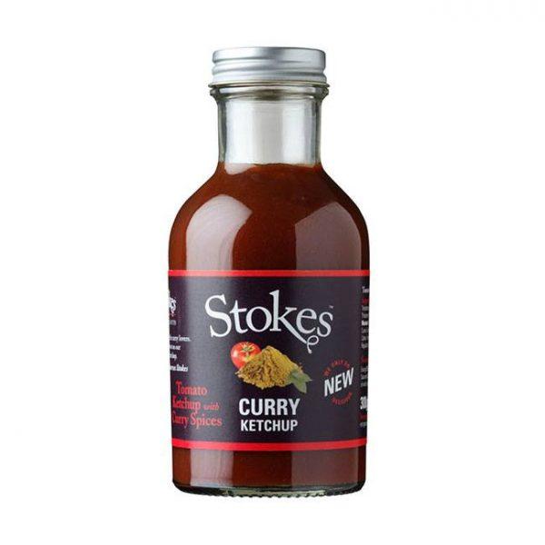 Ketchup Stokes Curry Ketchup