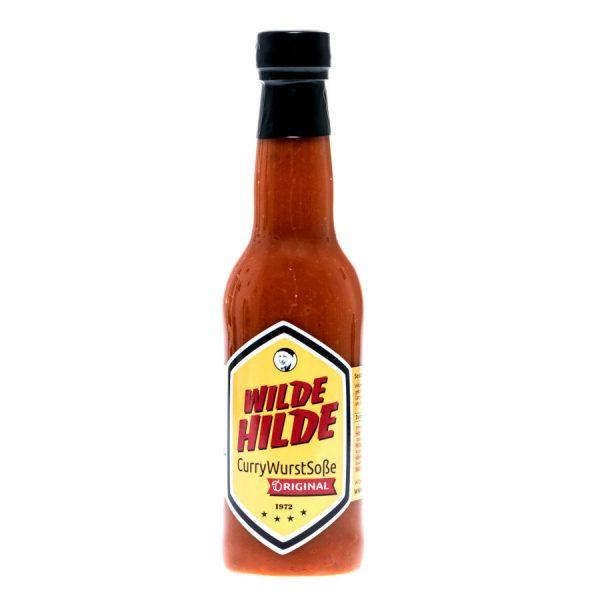 Wilde Hilde Currywurst Soße entdecken bei Saucenheld