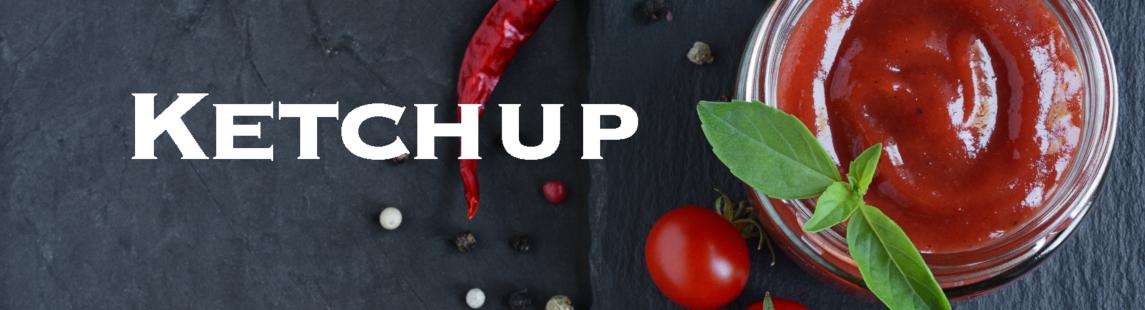 Kaufe deinen Ketchup bei Saucenheld