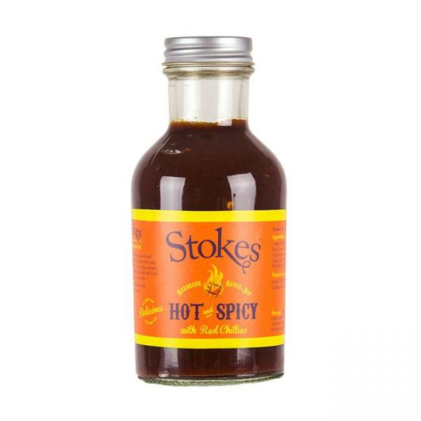 Barbecue Sauce Stokes BBQ Sauce Hot Spicy