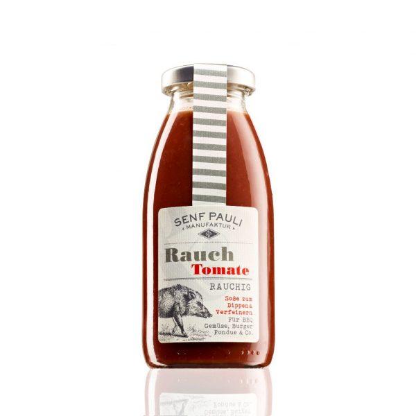 Senf Pauli Rauch & Tomate entdecken bei Saucenheld
