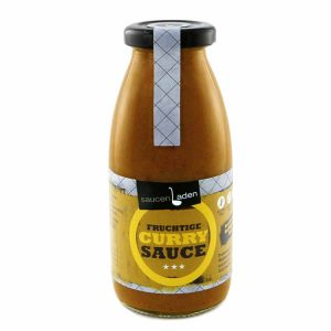 Saucenladen-Fruchtige-Currysauce