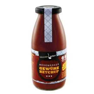 Saucenladen-Gewürzketchup