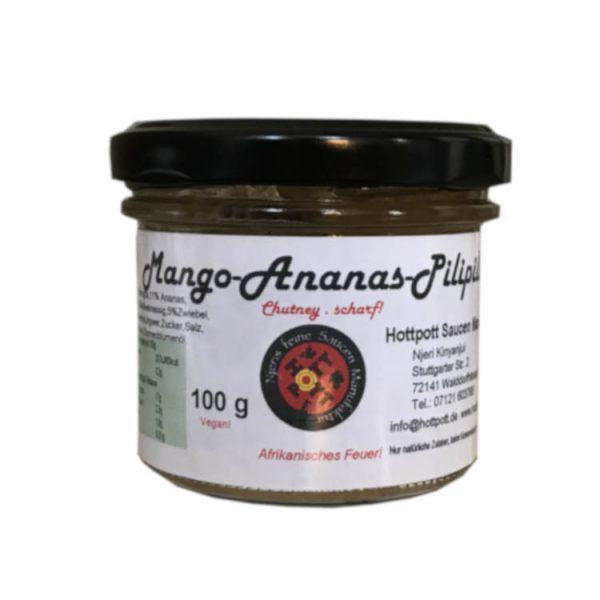 Mango-Pilipili Sauce