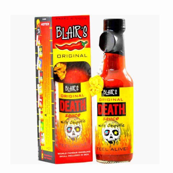 Blairs Original Sauce
