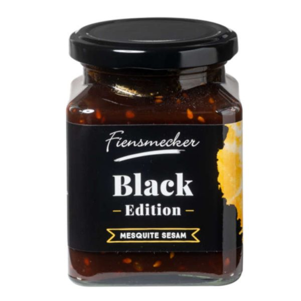 Fiensmecker Mesquite Sesam Barbecue Sauce