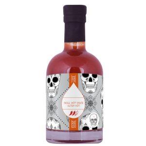Saus Guru Skull Hot Sauce Ultra