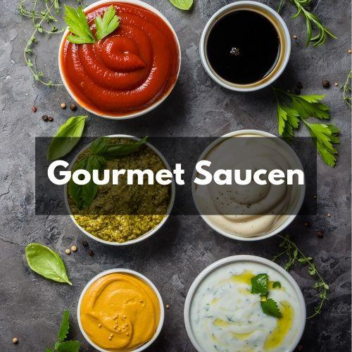 Gourmet Saucen kaufen