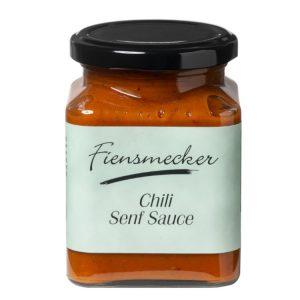 Fiensmecker Chili Senf Sauce Bild zum online bestellen