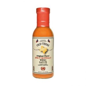 Old Texas spicy buffalo wings sauce kaufen