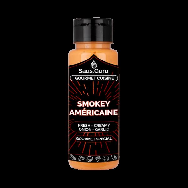 Saus.Guru Smokey Americaine_red