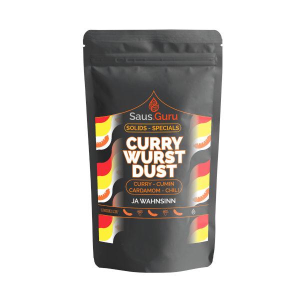 SausGuru_Currywurst-dust